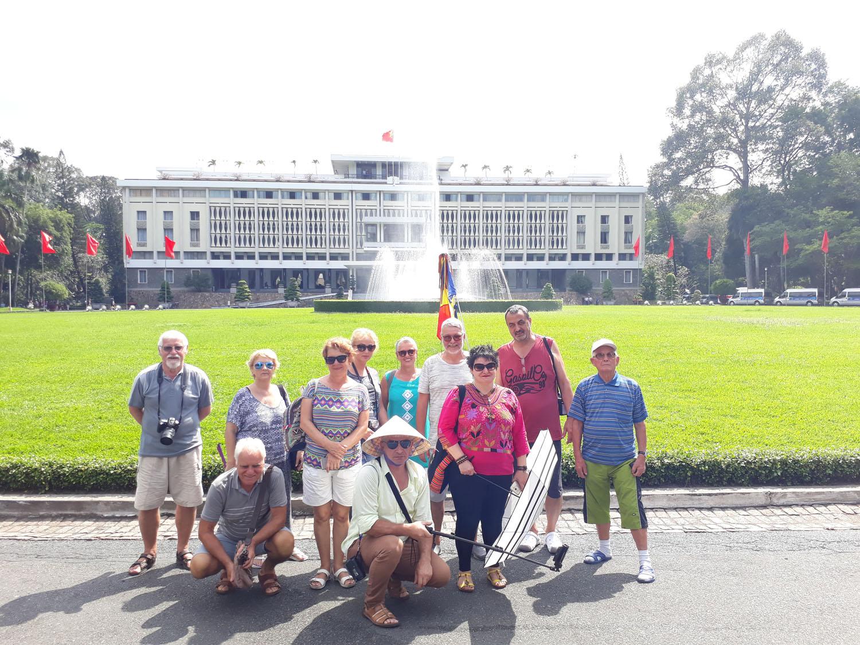 Saigon Palatul Reunificarii