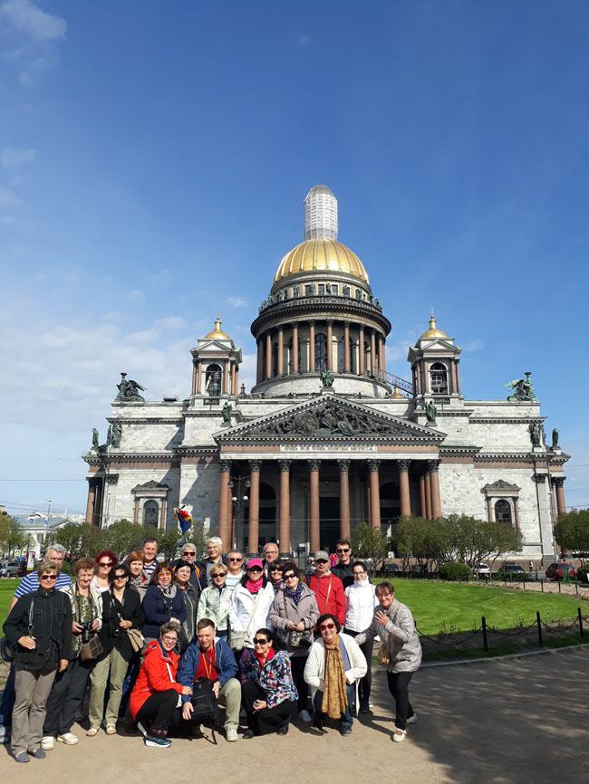 Sankt Petersburg Mai 2017