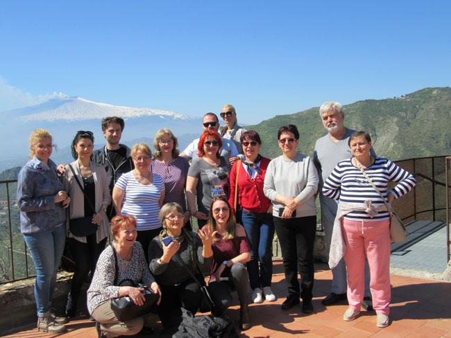 Sicilia vedere Vulcanul Etna