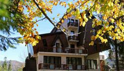 Sinaia Villa Oblique