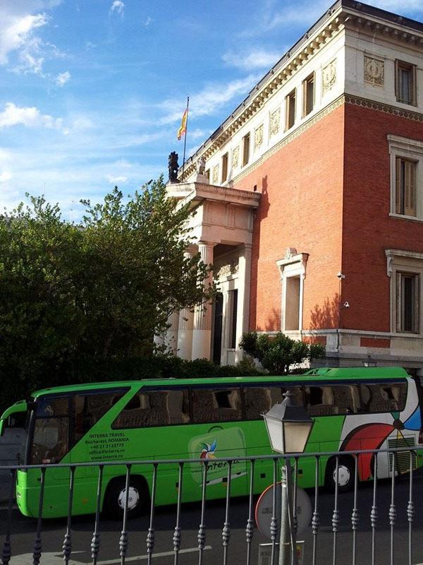 Spania, Madrid, Muzeu Prado