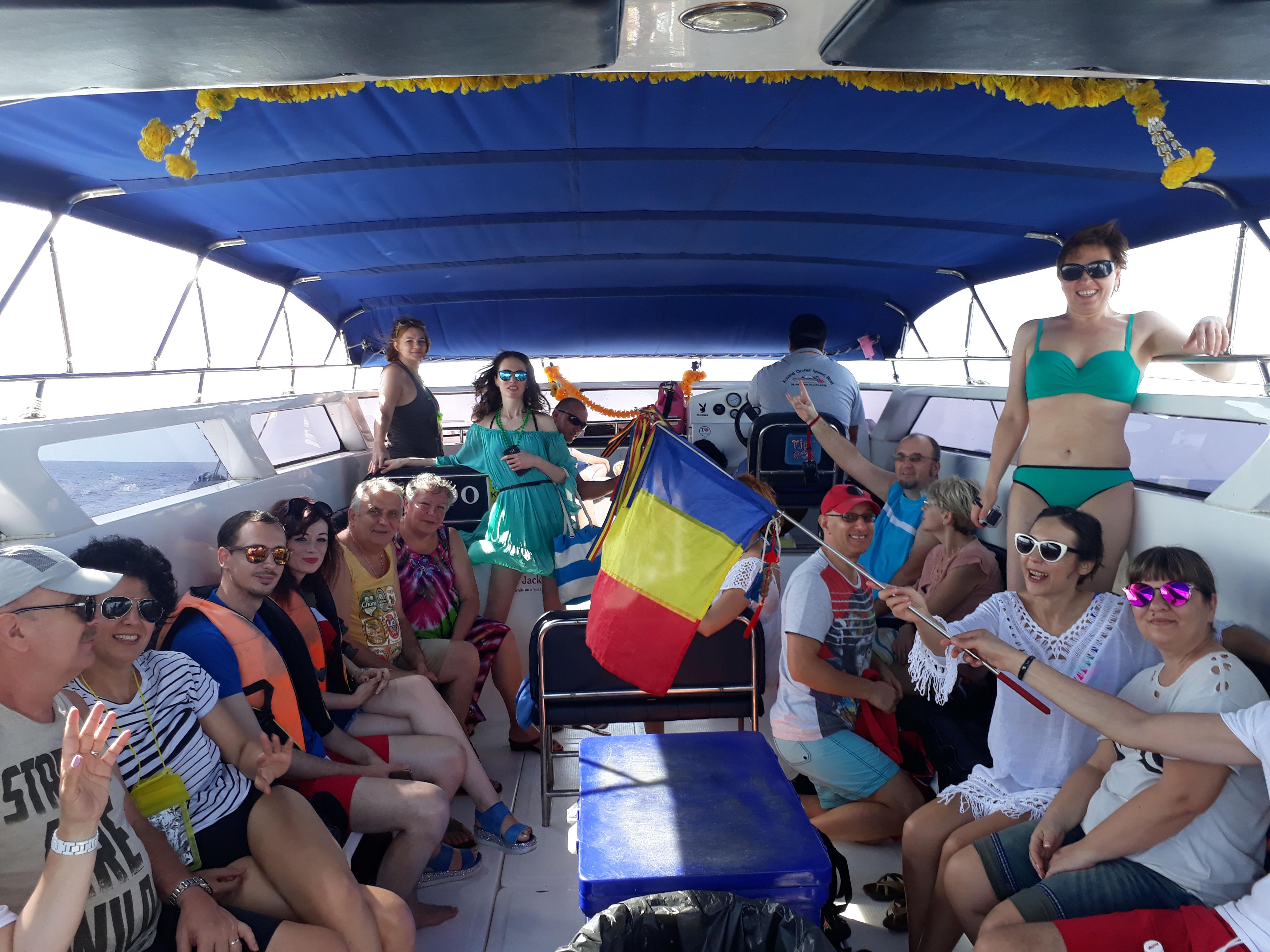 Spre Insula Phi Phi