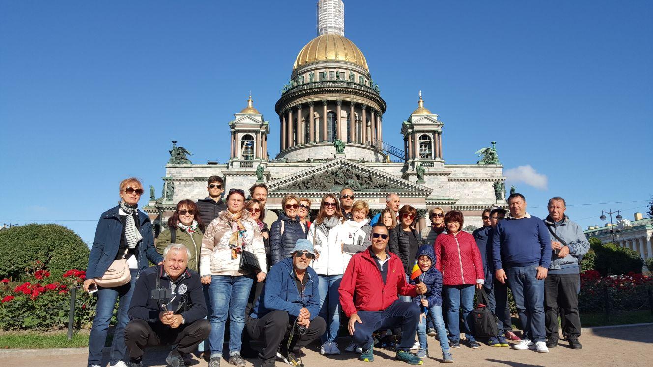 St Petersburg Catedrala Sf Isac