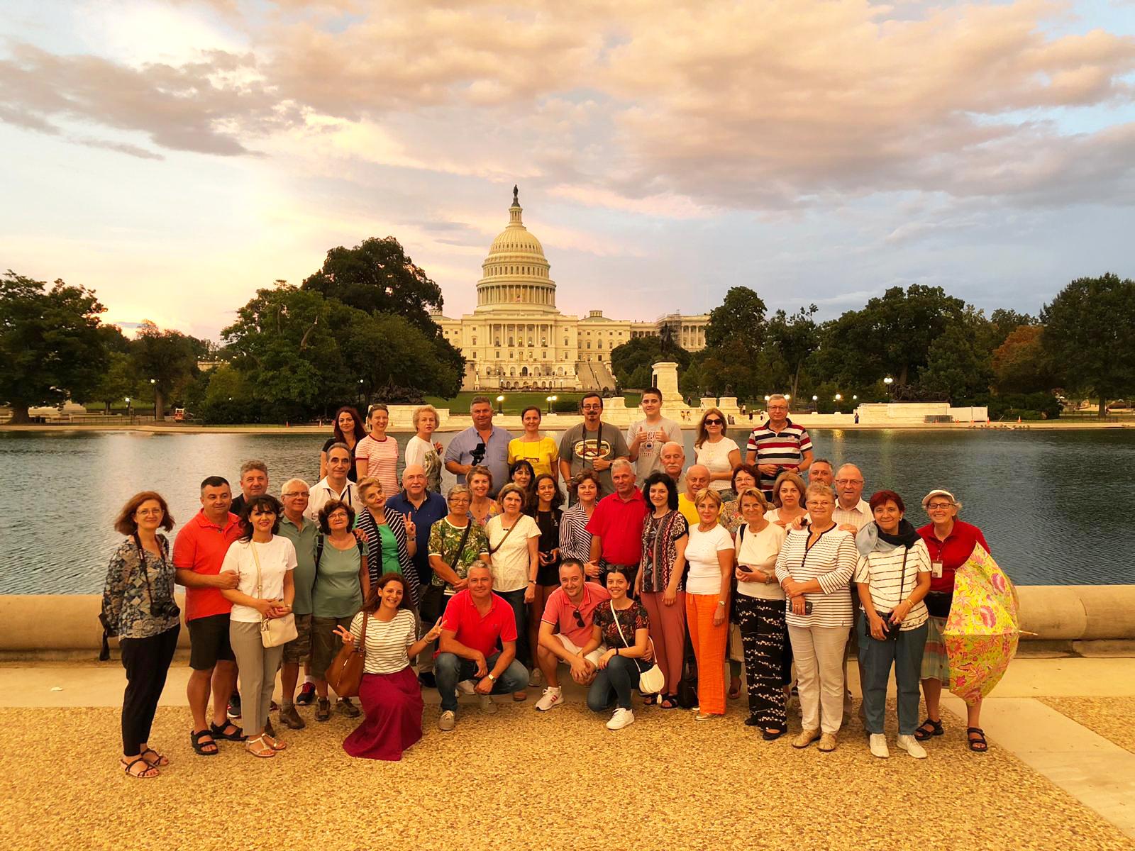 SUA Washingthon Capitoliu