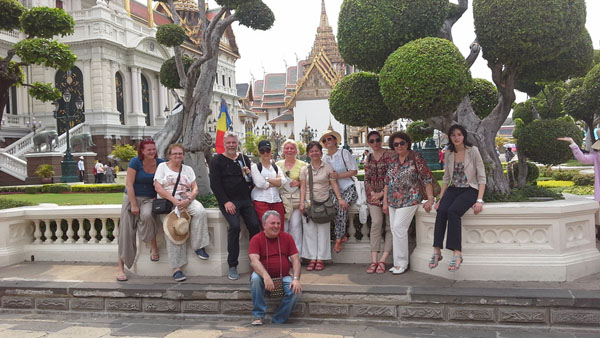 Bangkok Martie 2016