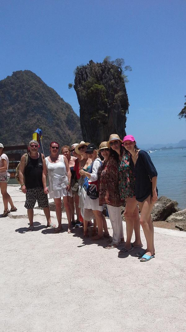 Thailanda Insula James Bond