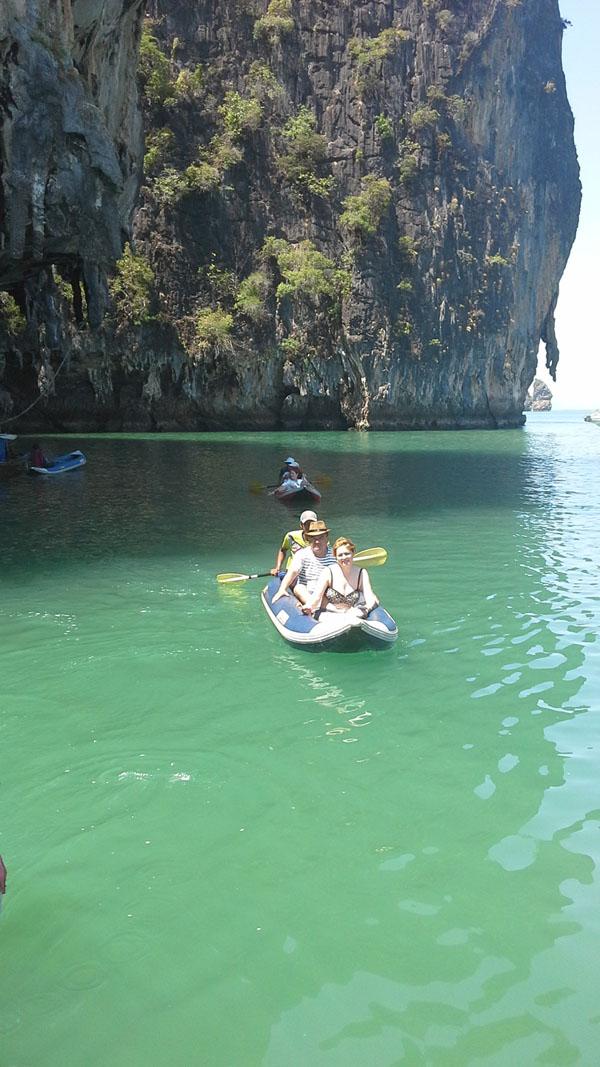 Thailanda Phi Phi Island