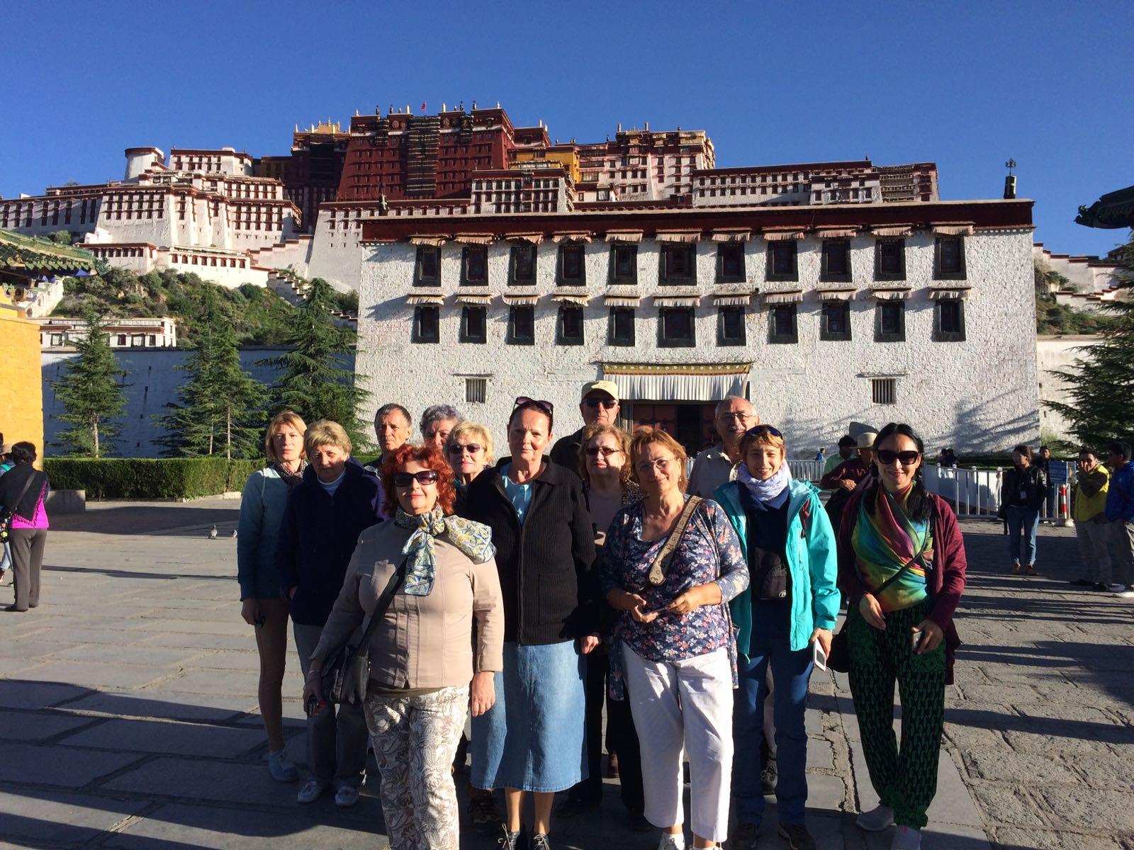 Tibet Palat Potala