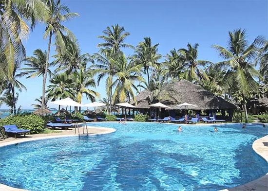 Zanzibar Hotel Breezes Beach Club Spa