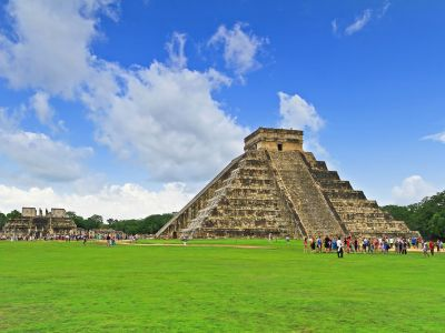 Si in 2021 va invitam pe urmele Civilizatiilor Maya si Azteca, in Mexic Marele Tour si Sejur Cancun !