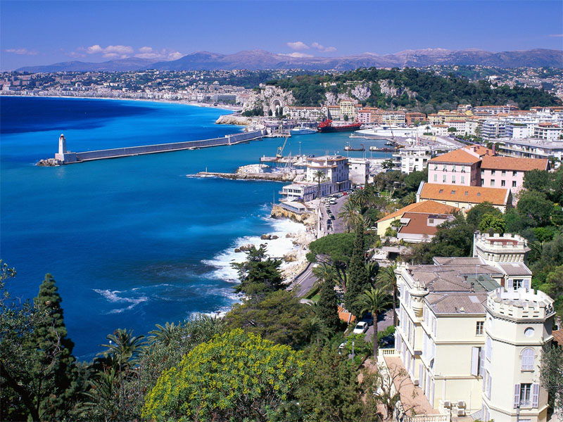 1 Mai La Nisa Coasta De Azur City Break Interra Travel