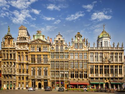 Londra-Bruxelles DUO City Break
