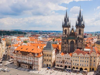 Berlin-Praga DUO City Break