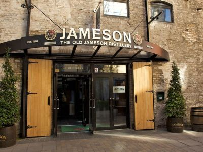 Dublin Old Jameson Distillery