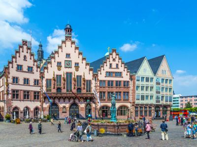 Frankfurt City Break