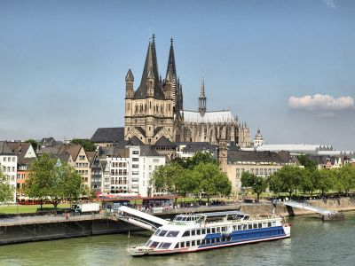 City Break Koln