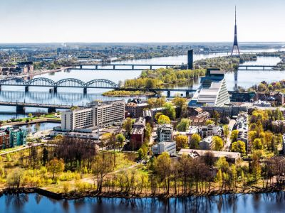 Riga-Vilnius DUO City Break