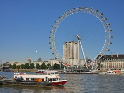 Londra London Eye