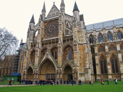 Londra Westminster Abbey