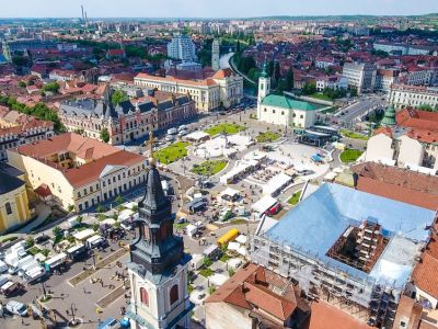 Oradea City Break