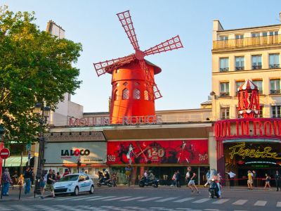 Paris Moulin Rouge