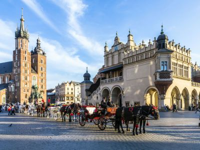 Cracovia City Break
