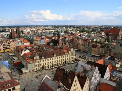 Wroclaw-Varsovia DUO City Break