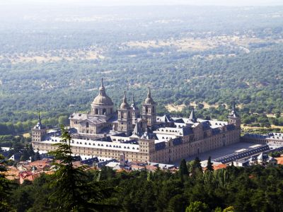 Madrid El Escorial San Lorenzo de El Escorial
