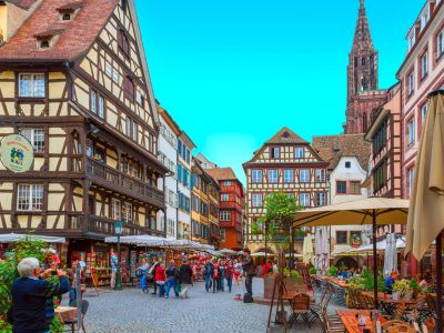 Strasbourg City Break