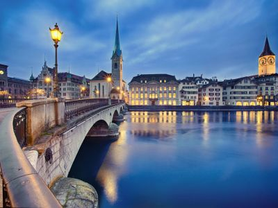 City Break la Zurich