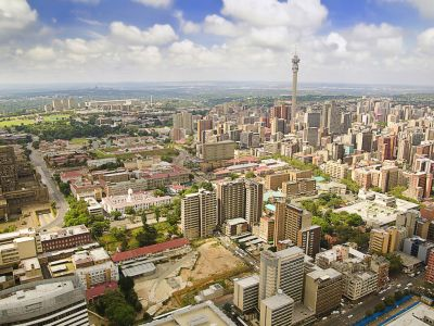 Johannesburg-Cape Town DUO Sejur