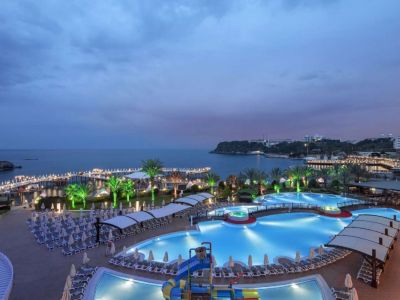 Alanya 5 stele All Inclusive