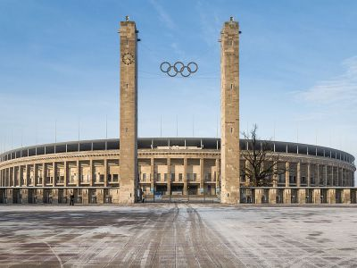 Berlin Stadion Olympia