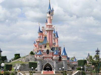 Disneyland Paris Castel