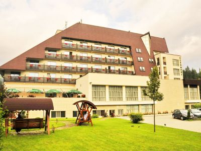 Covasna-Hotel Clermont