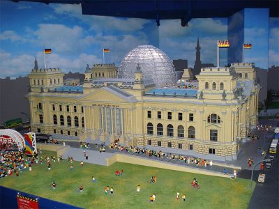 Legoland Parlament Germania