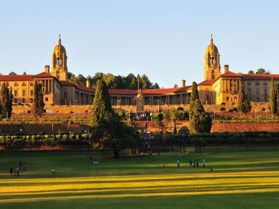 Africa de sud Pretoria, Union Buildings