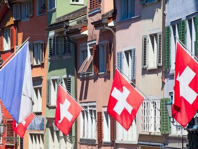 Zurich Ziua Nationala Elvetia 1 August
