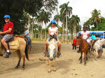 Calarie safari in Dominicana