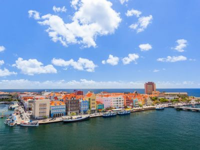 Curacao Willemstad vedere