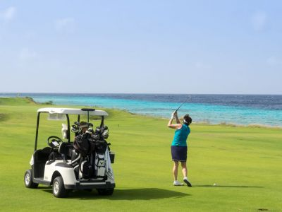 Golf in Curacao