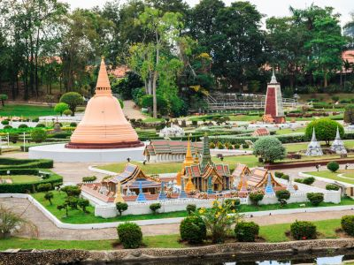 Pattaya Parc Mini Siam