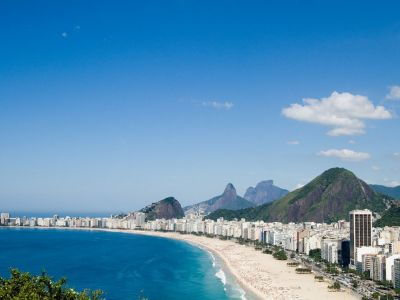 Cazare Hotel Royal Rio 4* camere deluxe, situat in Copacabana