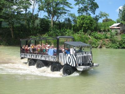 Safari in Dominicana