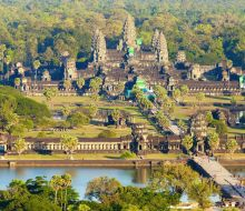 Cambodgia-Complex Temple Angkor Wat