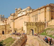 India-Fort Amber