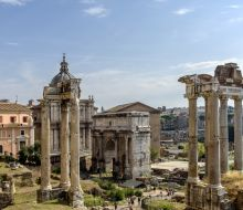 Roma-Forurile Imperiale