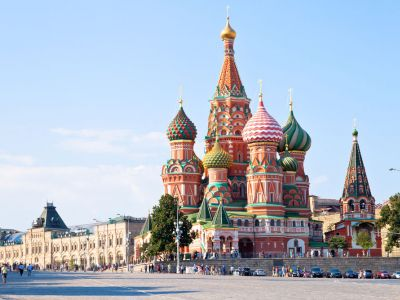 Rusia Moscova-St Petersburg !
